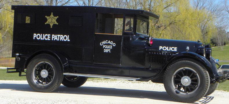 1923 Hudson Paddy Wagon Image 6