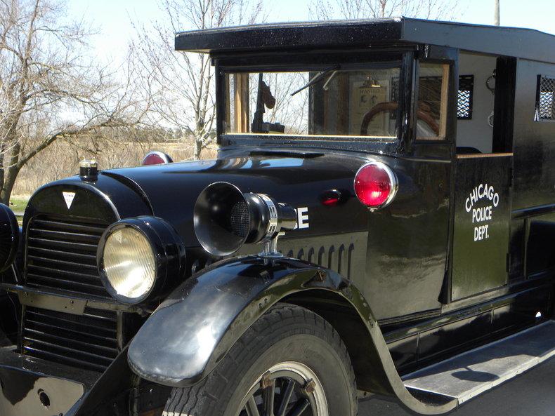 1923 Hudson Paddy Wagon Image 11
