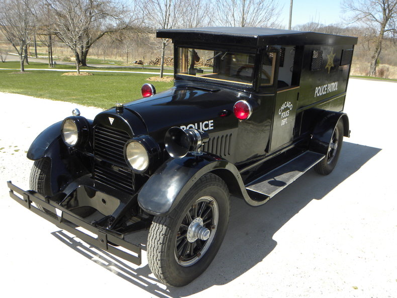 1923 Hudson Paddy Wagon Image 12