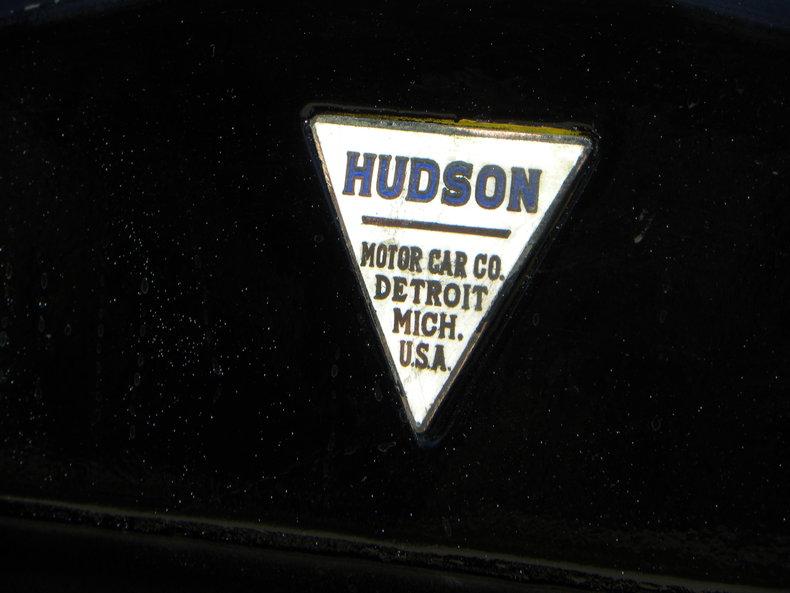 1923 Hudson Paddy Wagon Image 13