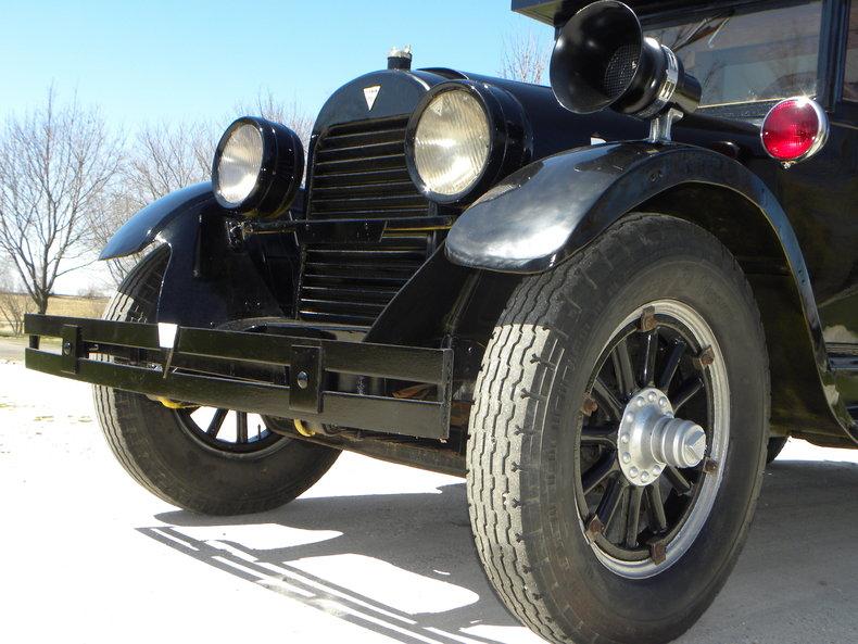 1923 Hudson Paddy Wagon Image 14