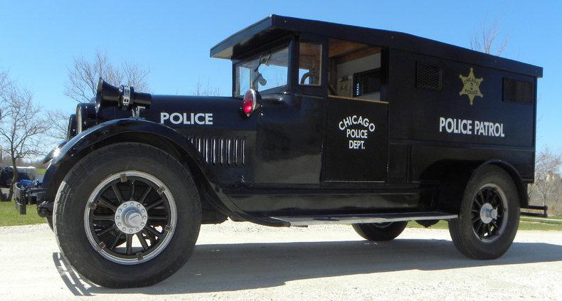 1923 Hudson Paddy Wagon Image 15