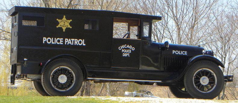 1923 Hudson Paddy Wagon Image 22