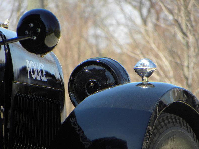 1923 Hudson Paddy Wagon Image 25