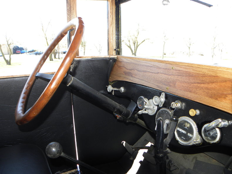1923 Hudson Paddy Wagon Image 37