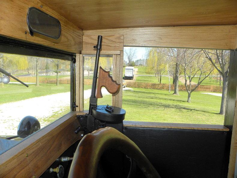 1923 Hudson Paddy Wagon Image 43