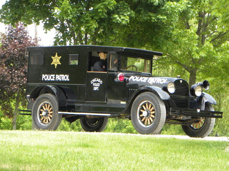 1923 Hudson Paddy Wagon Image 67