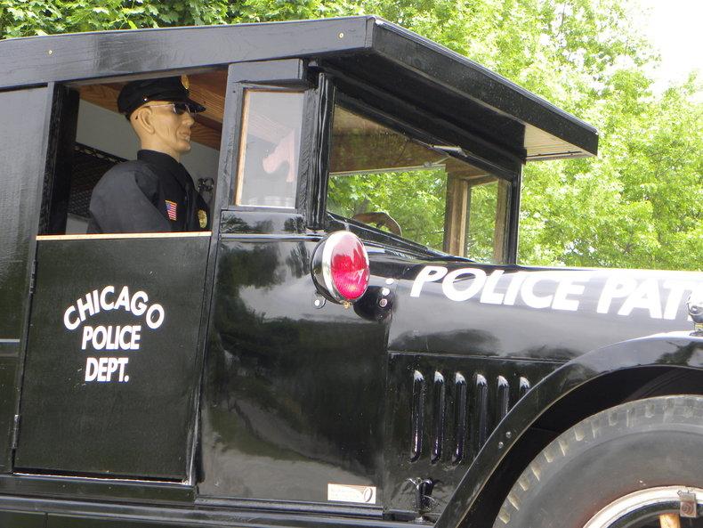 1923 Hudson Paddy Wagon Image 69