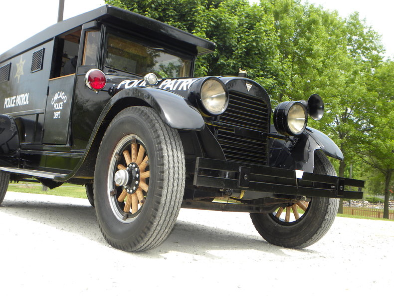 1923 Hudson Paddy Wagon Image 71
