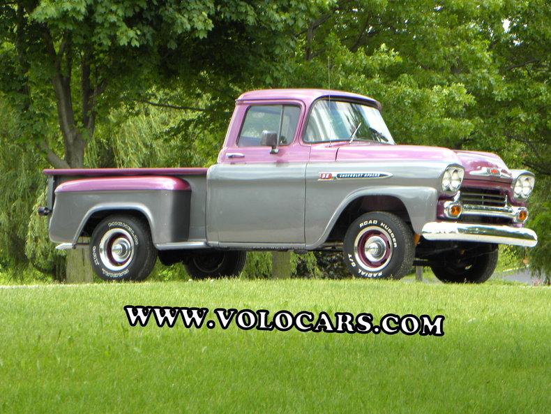 1959 Chevrolet Apache Image 1