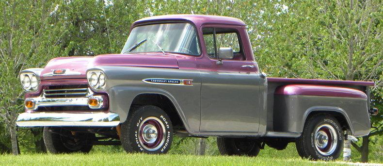 1959 Chevrolet Apache Image 3