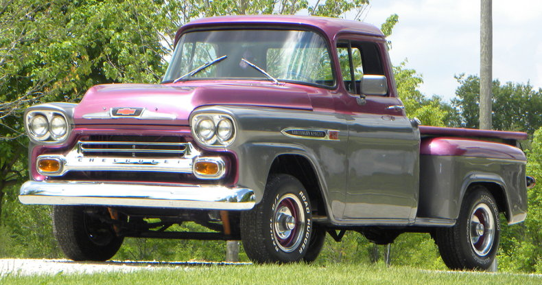 1959 Chevrolet Apache Image 4