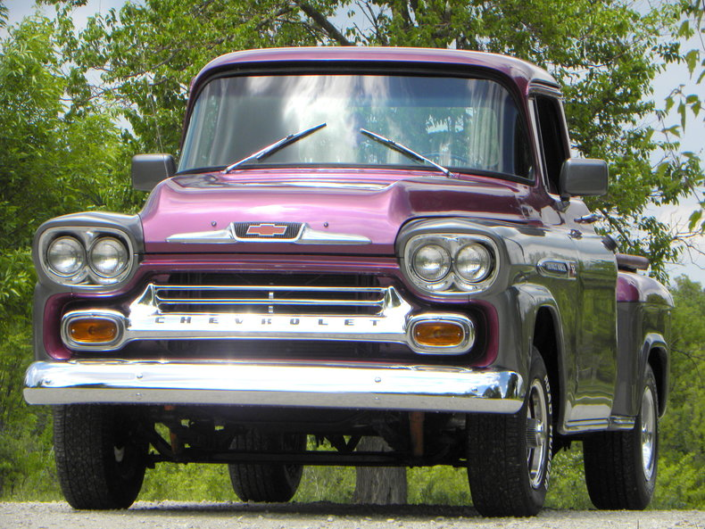 1959 Chevrolet Apache Image 5