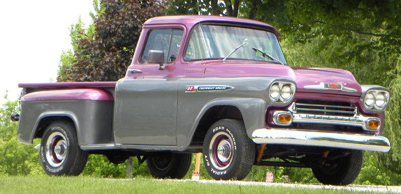 1959 Chevrolet Apache Image 6