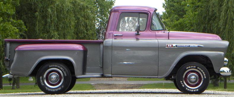1959 Chevrolet Apache Image 7