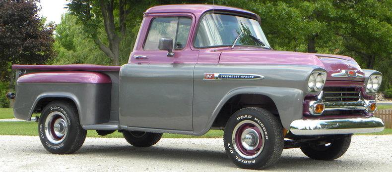 1959 Chevrolet Apache Image 8