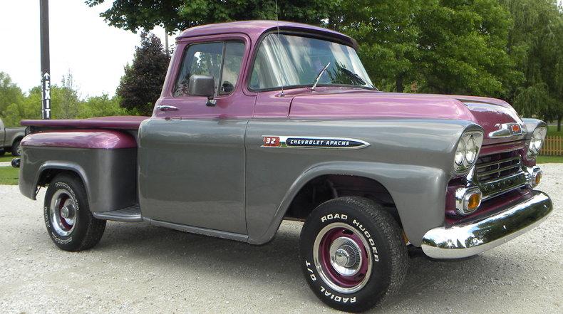 1959 Chevrolet Apache Image 10