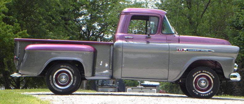 1959 Chevrolet Apache Image 20