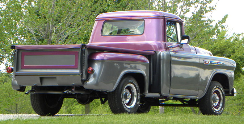 1959 Chevrolet Apache Image 22