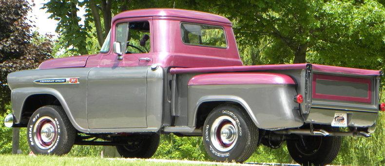 1959 Chevrolet Apache Image 25