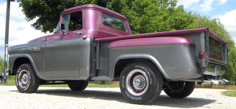 1959 Chevrolet Apache Image 27