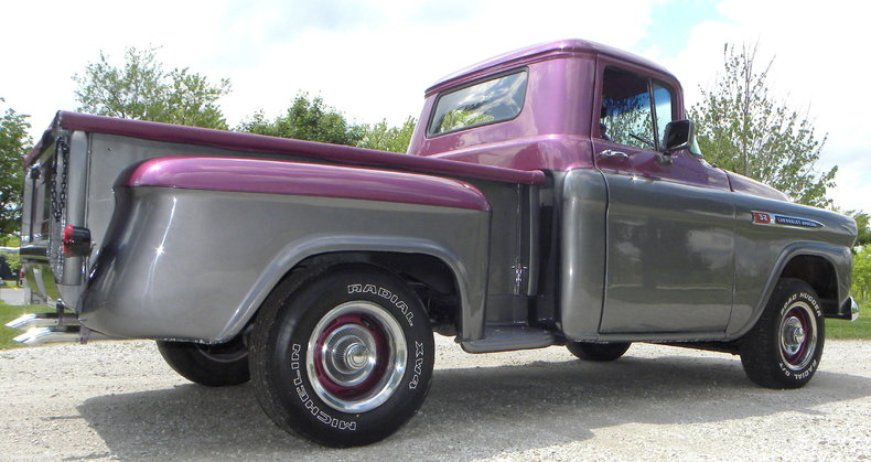 1959 Chevrolet Apache Image 31