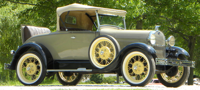 1929 Ford Model A Image 7