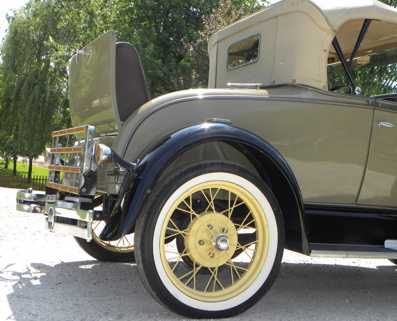 1929 Ford Model A Image 27