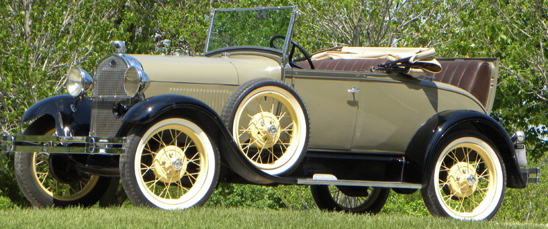 1929 Ford Model A Image 35