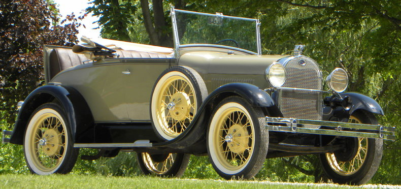 1929 Ford Model A Image 38