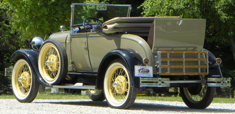 1929 Ford Model A Image 41