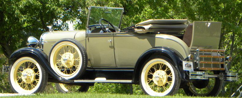 1929 Ford Model A Image 42