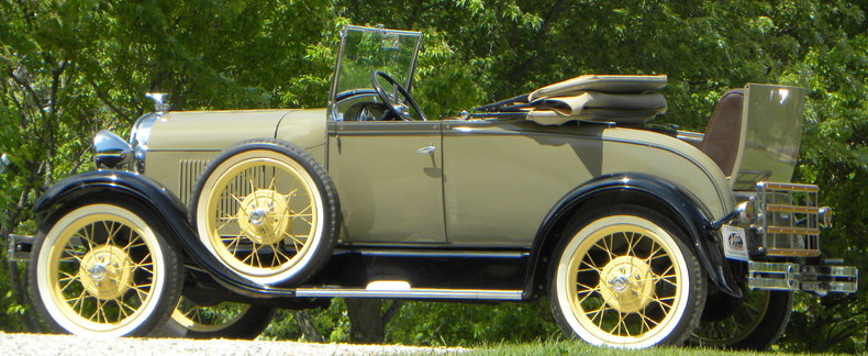 1929 Ford Model A Image 43