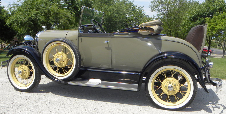 1929 Ford Model A Image 44