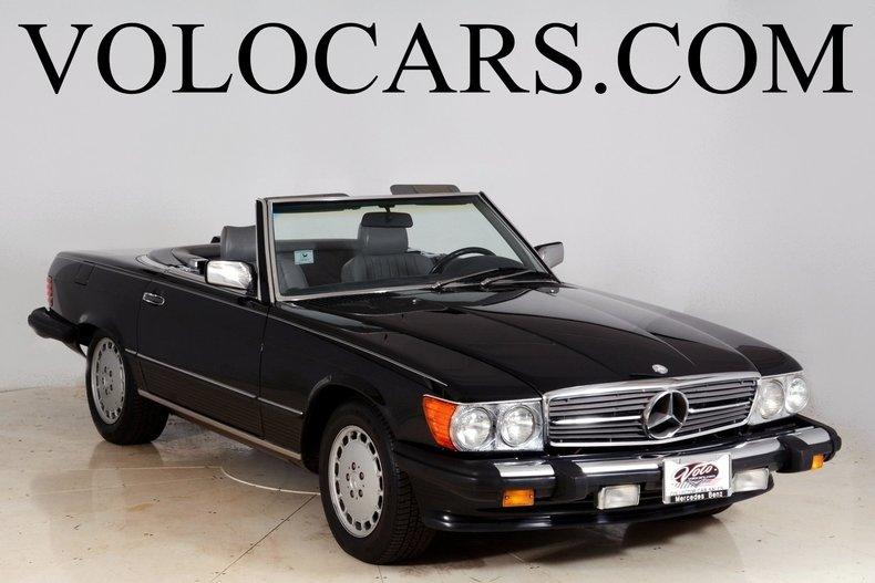 1986 Mercedes-Benz 560SL Image 1