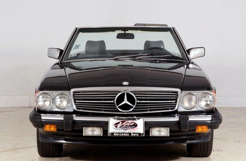 1986 Mercedes-Benz 560SL Image 57