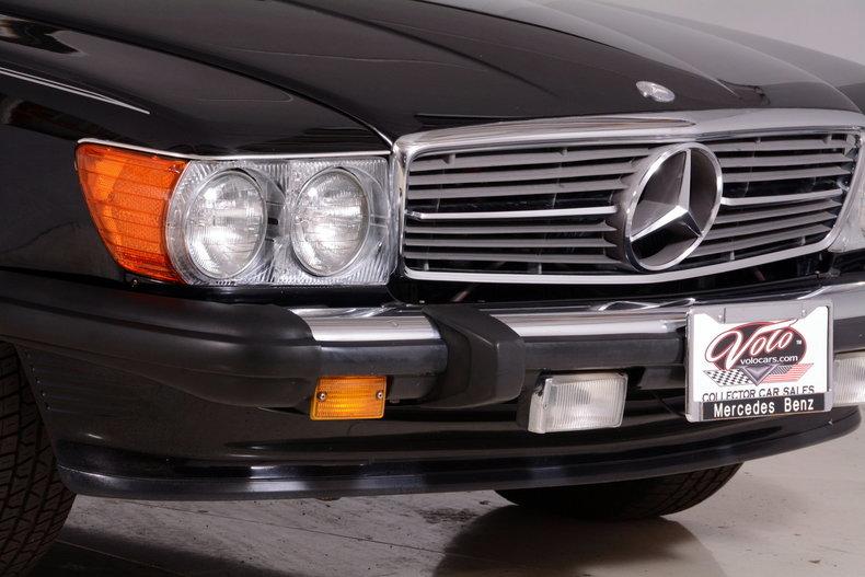 1986 Mercedes-Benz 560SL Image 59