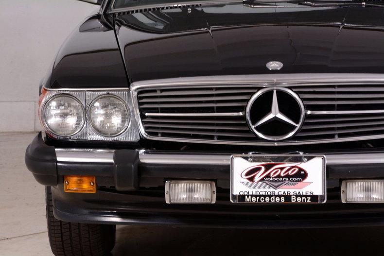 1986 Mercedes-Benz 560SL Image 71
