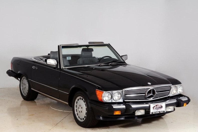 1986 Mercedes-Benz 560SL Image 93