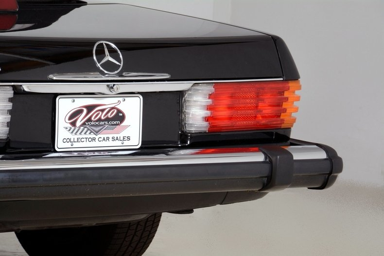 1986 Mercedes-Benz 560SL Image 94