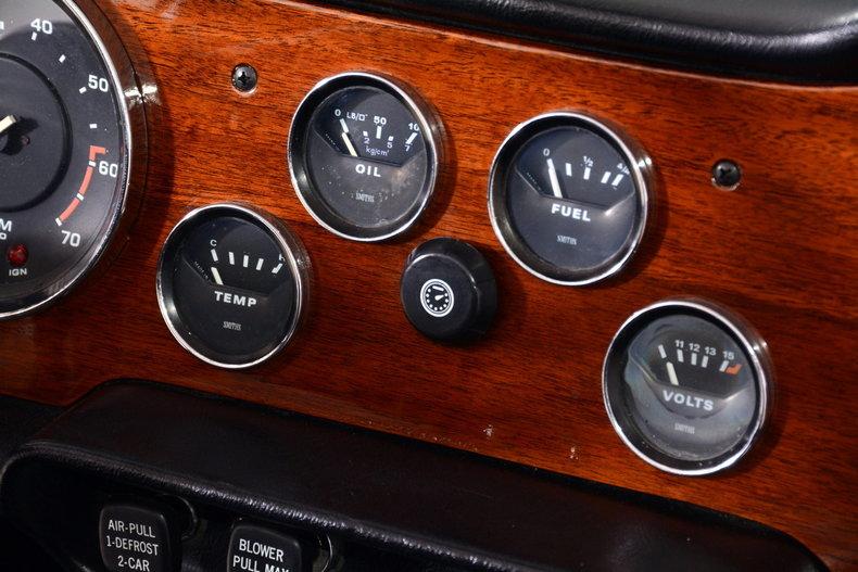 1976 Triumph TR6 Image 13