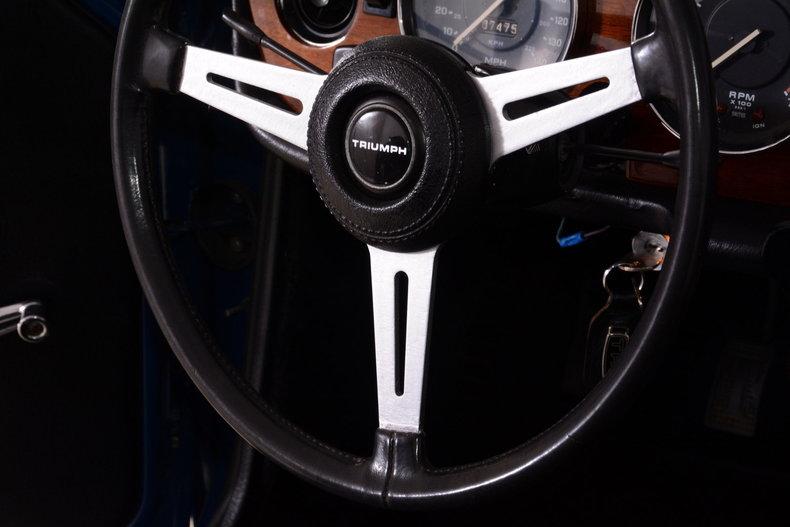 1976 Triumph TR6 Image 15