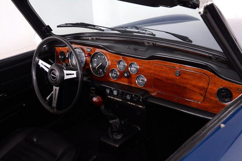 1976 Triumph TR6 Image 18