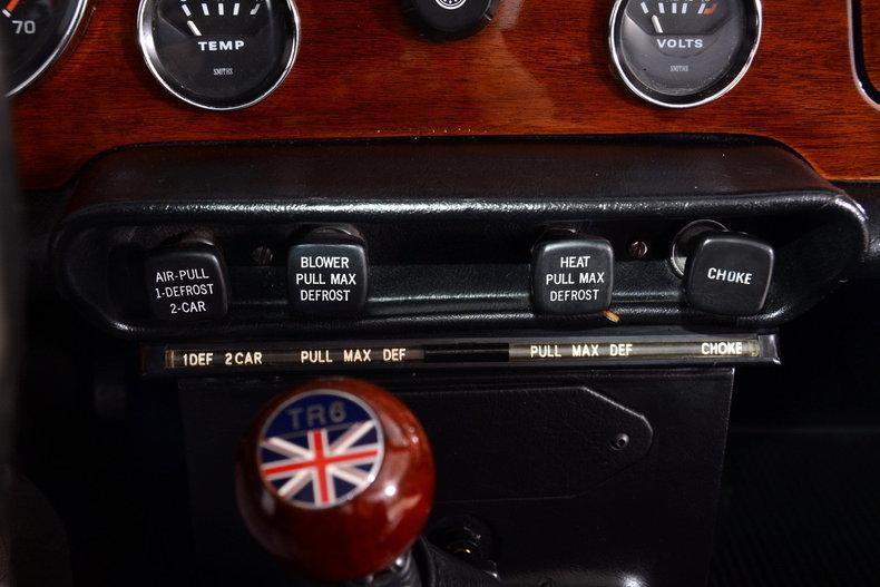 1976 Triumph TR6 Image 29