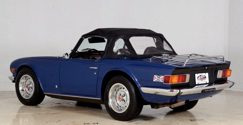 1976 Triumph TR6 Image 33