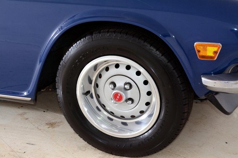 1976 Triumph TR6 Image 38