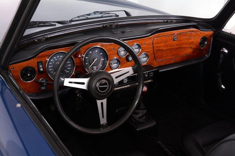 1976 Triumph TR6 Image 45