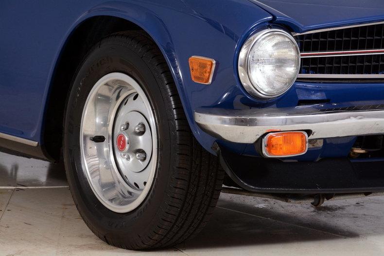 1976 Triumph TR6 Image 48