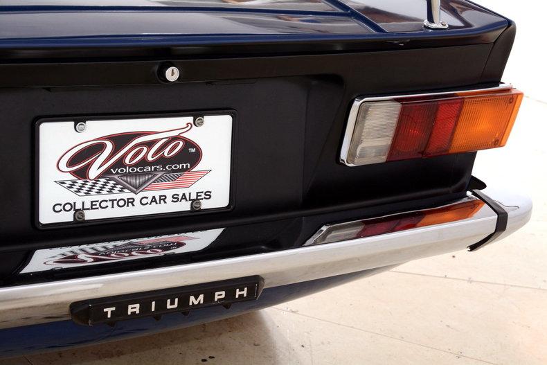 1976 Triumph TR6 Image 51