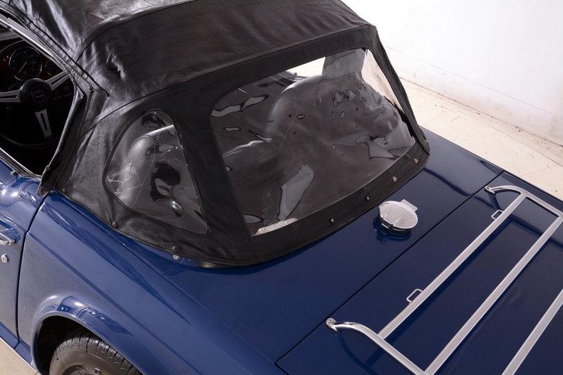 1976 Triumph TR6 Image 54